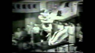 Human Mobile Stage 105, 55th Anniversary Chau Biu Banquet Part 2, Kung Fu Lion Dance