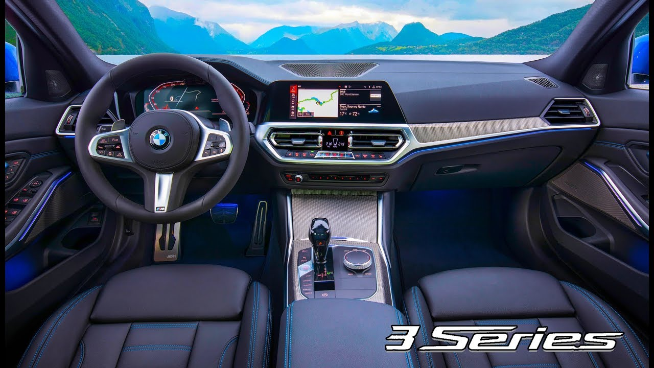 2019 Bmw 3 Series Excellent Interior