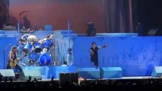 Iron Maiden - Sanctuary - Barcelona - Palau Sant Jordi