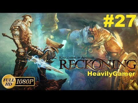 Kingdoms of Amalur Reckoning (PC) Gameplay Part 27:The Lady's Children/Ghosts of Seawatch/Bad Blood