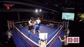 Strictly Business Boxing XVI - Richard Begley VS David Munn