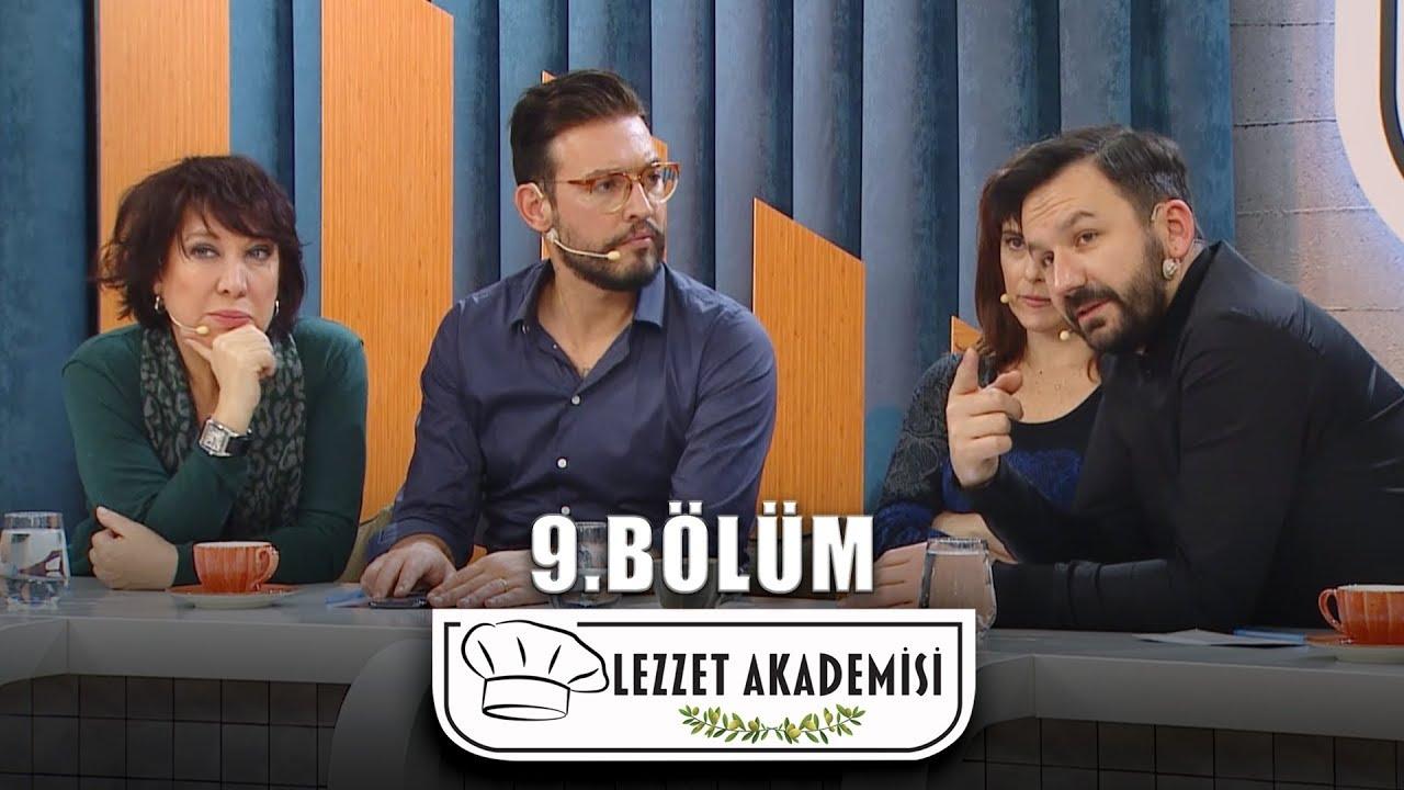 Lezzet Akademisi - 9.Bölüm (Tek Parça Full HD)