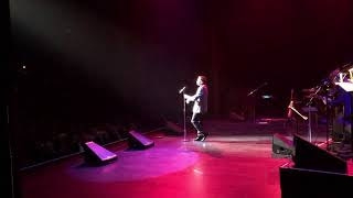 """KID KYLE at The Cerritos Performing Arts Center...Finale:""""The Diary"""",January 27,2018"""