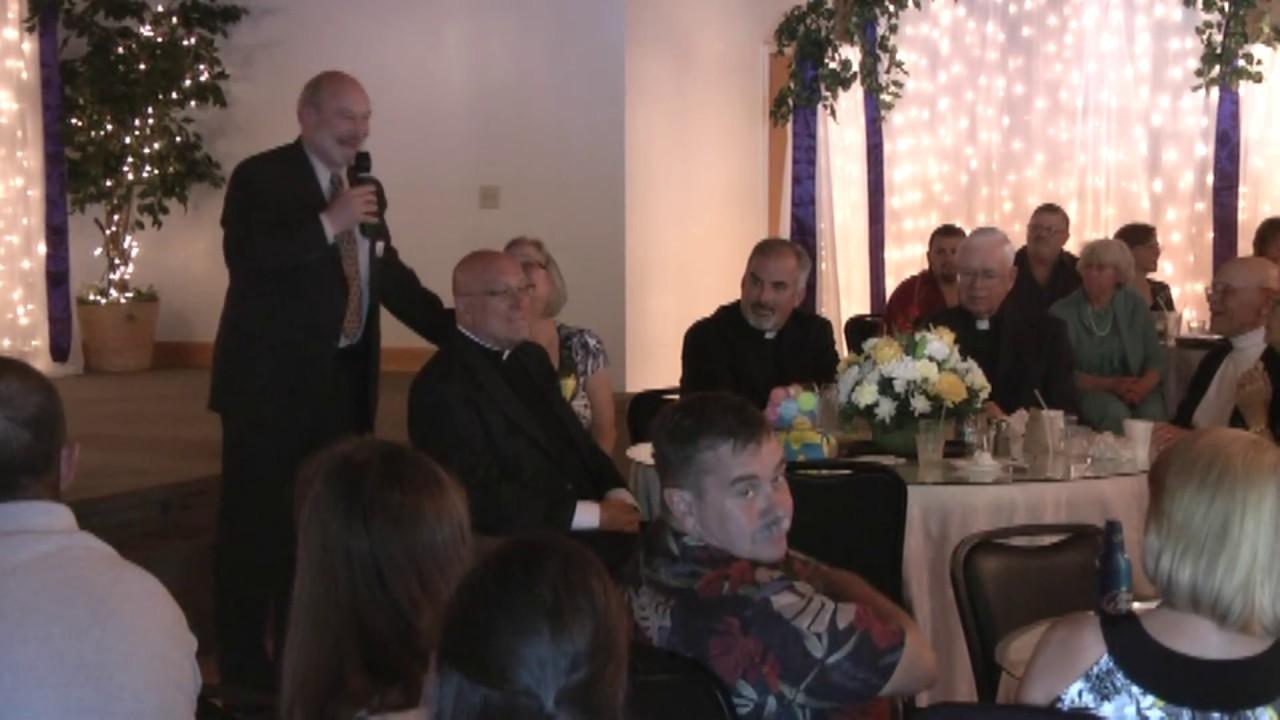Fr. Gerald Cerank Farewell  6-9-13