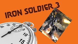 5 Minute Play: Iron Soldier 3 (Nuon)