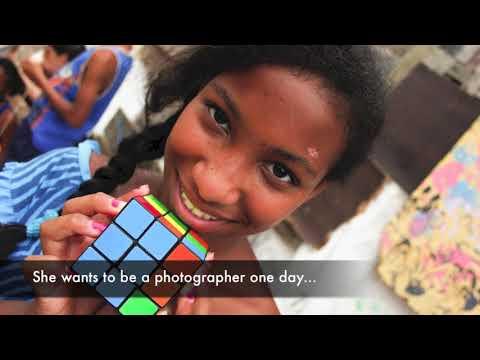 Into a Slum in São Paulo, Brazil ~ Vlog #9 ~ OYW Ambassador - The Hague