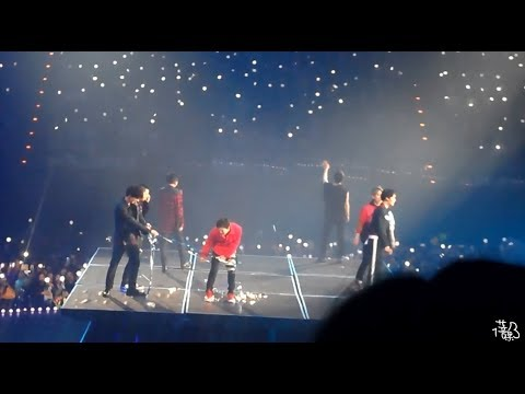 180211 The ElyXiOn in Taipei - Power