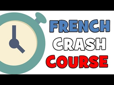 FRENCH CRASH COURSE # DAY 1