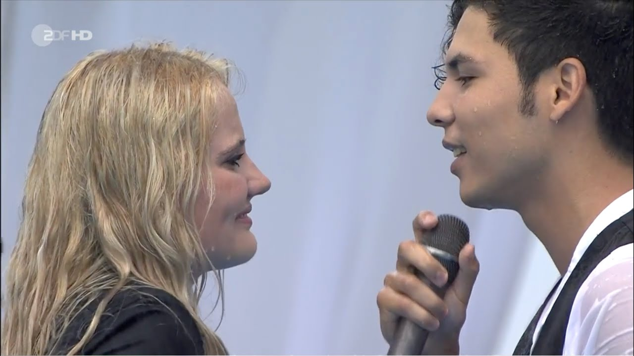 Flug zu den Sternen (Single) - ZDF Fernsehgarten - Laura & Mark - Laura van den Elzen Mark Hoffmann