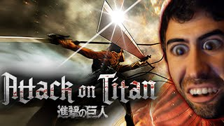 DESTROYER OF TITANS | Attack on Titan Wings of Freedom Game part 1