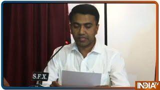 BJP's Pramod Sawant Takes Oath As Goa Chief Minister thumbnail