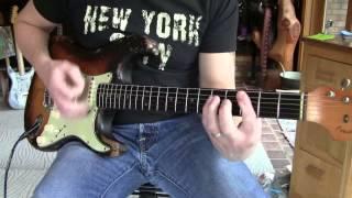 19 Jan 63 1963 Fender Strat 1-63 Neck Date PRE CBS Dream Eddie Vegas