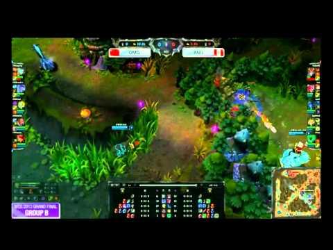WCG 2013 China | OMG vs Arenales Net Gaming