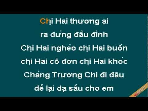 Ngau Hung Song Hong Karaoke - Phương Thanh - CaoCuongPro
