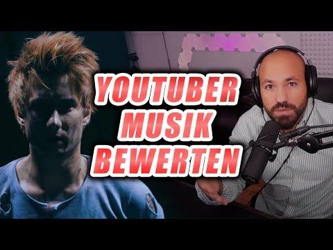 Julien Bam - CATFISH feat. Bodyformus / Ich bewerte 'MUSIK' von Youtubern