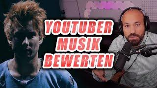 """Julien Bam - CATFISH feat. Bodyformus / Ich bewerte """"MUSIK"""" von Youtubern"""