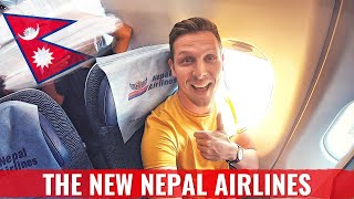 Review: NEPAL AIRLINES SURPRISINGLY GOOD A330 ECONOMY CLASS!