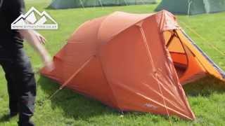 Vango Sirocco 300 Tent - www.simplyhike.co.uk