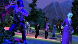 EA | The Sims 3 Supernatural | Trailer di Annuncio