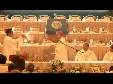 Knights of Columbus 9th National Convention 2nd Day Mass Celebration