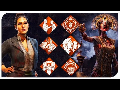 Dead By Daylight - New Killer/Survivor