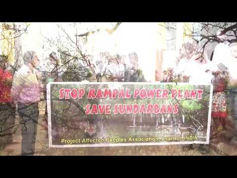 Protest demonstration and Seminar against Rampal Power Plant ,Bangladesh