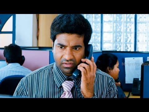 vennela-kishore,-harish-customer-care-service-comedy-scene---vennela-one-and-half-movie-scenes