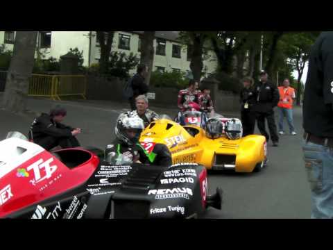 Tourist Trophy 2011 - Course Sidecars A - samedi 4 juin