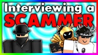 roblox SCAMMER gets exposed... (60M+ ROBUX)