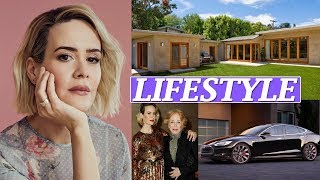 Sarah Paulson Lifestyle, Net Worth, Wife, Girlfriends, Age, Biography, Family, Car, Facts, Wiki !