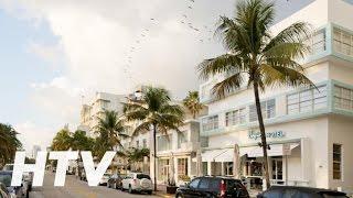 Penguin Hotel en Miami Beach