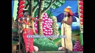 MS Muttappa Narathar special song கண்ணதிறந்தா ஒளி இல்லை
