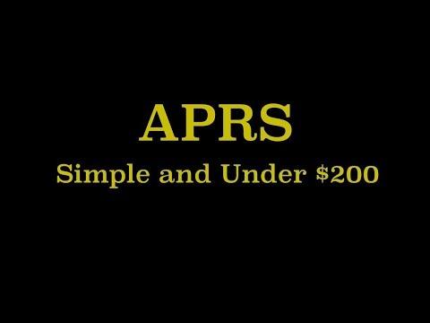 Download Ham Radio APRS Intro - Simple and Inexpensive!!