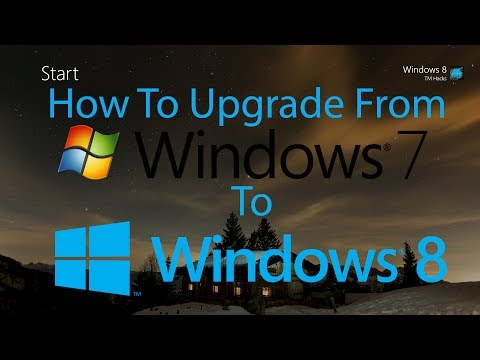 How To Upgrade From Windows 7 To Windows 8.1.