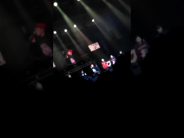 Block B London Concert 2017 English Talk ~ Cute Fail