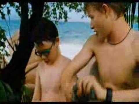 Brady Corbet Shirtless