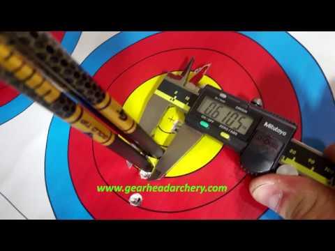 Gearhead Archery - B20, B24,B30,T18, T20, T24, T30, X16,T15