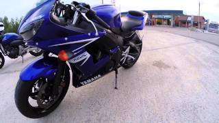 [До отсечки] обзор мотоцикла Yamaha YZF-R6S(Группа в Вк http://vk.com/red_line_chanel., 2014-06-18T16:29:15.000Z)