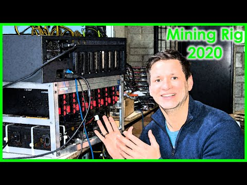Mining Rig Build 2020 | NVIDIA 1080 Vs AMD RX5700 | Ethereum Mining.