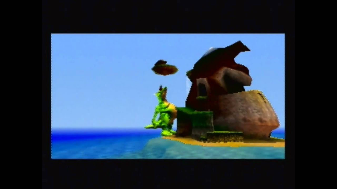 Donkey Kong 64 K Lumsy Goes Free K Rool Goes Down  YouTube