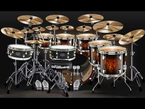 The Inchtabokatables - Übertrieben VDrumming cover