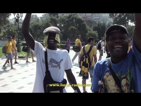 GATE 3 ON TOUR - Αφρικάνοι ΑΕΛΙΣΤΕΣ | www.lions-radio.com