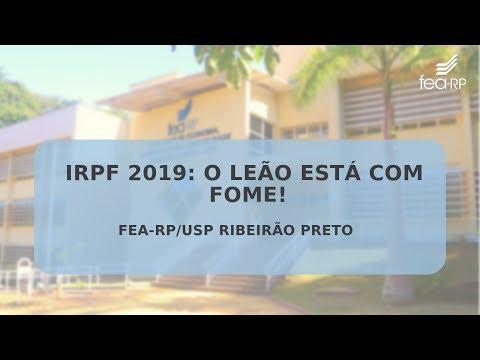 Palestra (27/03): IRPF 2019: O leão está com fome!