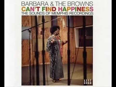 Barbara and the Browns - I Don't Want to Have to Wait