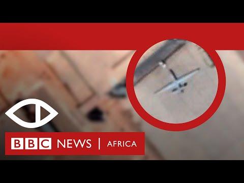 Libya's 'Game of Drones' - full documentary - BBC Africa Eye | BBC Arabic