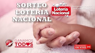 Sorteo Lotería Nacional N°4556 y Nuevos Tiempos N° 17340. Domingo 18 de Agosto del 2019. JPS.