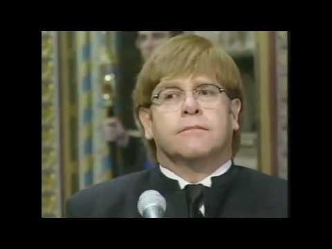Elton John   Candle in the Wind Goodbye England
