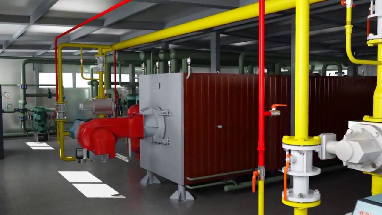 топливное хозяйство котельной на жидком топливе