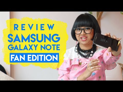 Gadget Review : Samsung Galaxy Note Fan Edition | DIANA RIKASARI Mp3