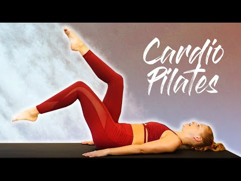 Cardio Pilates Fat-Burning Workout & Total Body Sculpt �� Beginners 20 Minute Fitness | Banks Method
